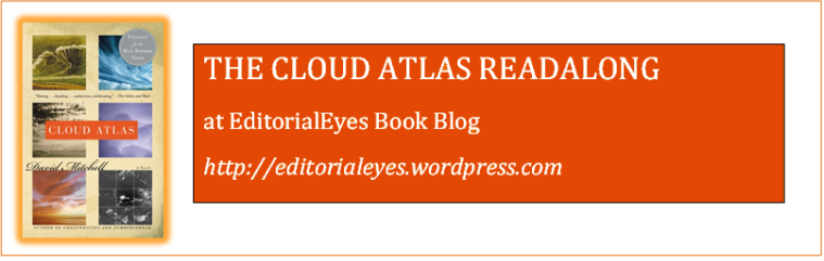 The Cloud Atlas Readalong with Dee at EditorialEyes