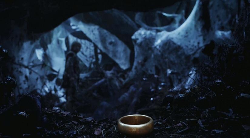 Hobbit ring