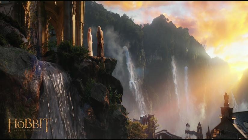 Hobbit vistas