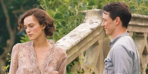 Atonement, based on the novel by Ian MacEwan. Credit: TIFF Film Reference Library