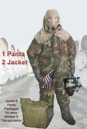 US biological chemical warfare suit, from http://www.us-militarysurplus.com