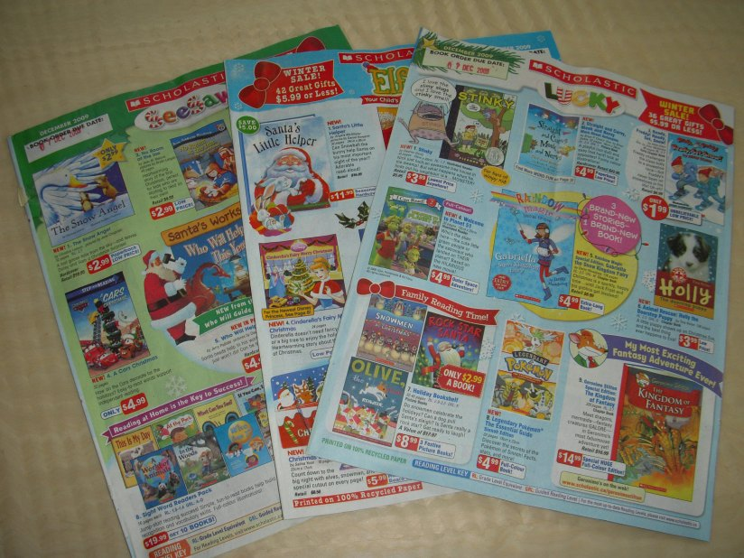 Remember these bad boys? Photo from http://www.fourpiggies.com/2010/spending-money-on-scholastic-book-orders/